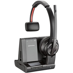 PLANTRONICS SAVI SPARE HEADSET AND CHARGING CRADLE - W8210 (AND -M) - PROMO ENDS 26 JUN 21
