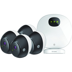 OMNA WIRE-FREE CAMERA KIT 4-PACK
