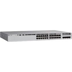 CISCO (C9300L-24T-4X-A) CATALYST 9300L 24P DATA- NETWORK ADVANTAGE -4X10G UPLINK