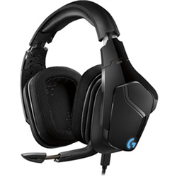 LOGITECH G635 WIRED 7.1 DTS SRS GAMING HEADSET- 50MM AUDIO DRIVER-BLK- 2YR WTY