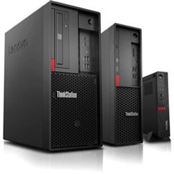 THINKSTATION P330 SFF XEON E-2224G 1X16GB RAM 256GB SSD NVQ-P400-2GB(3XMDP) WIFI+BT DVDRW WIN10 PRO-WS 3YR OS