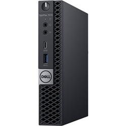 DELL OPTIPLEX 7070 MFF I5-9500T- 8GB- 256GB SSD- WL- W10P- 3YOS