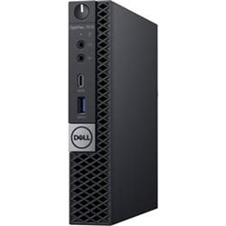 DELL OPTIPLEX 7070 MFF I7-9700T- 8GB- 256GB SSD- WL- W10P- 3YOS
