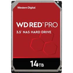 14TB RED PRO 512MB 3.5IN SATA 6GB/S INTELLIPOWERRPM