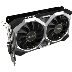 GEFORCE GTX 1650 SUPER VENTUS XS OC 1740 MHZ / 12 GBPS 4GB GDDR6 DISPLAYPORT X 1 / HDMI X 1 / DL-DVI-D X 1