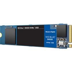 WD 500GB BLUE NVME SSD M.2 PCIE GEN3 X2 5Y WARRANTY SN550