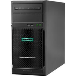 HPE ML30 G10 E-2224 (1/1)- 8GB (1/4)-SATA-LFF-3.5-NHP(0/4)-S100I-NOCD-TWR-1YR