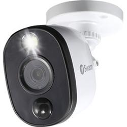 1080P BULLET ANALOGUE CCTV CAMERA W PIR MOTION SENSOR SENSOR WARNING LIGHT