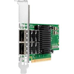 IB HDR100/EN 100GB 2P QSFP56 ADPTR