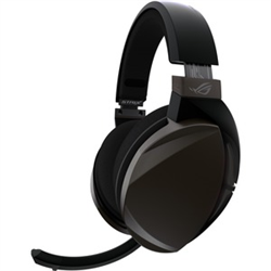 ROG-STRIX-F-WL GAMING HEADSET FOR PC AND PLAYSTATION 4 WITH LOW-LATENCY 2.4GHZ WIRELESS CONNECTION 15+ HOUR BATTERY LIFE