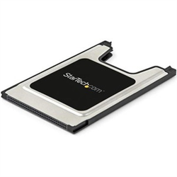 PCMCIA TO COMPACTFLASH ADAPTER - PCMCIA TYPE 2 COMPLIANT - COMPACTFLASH TYPE I - PLUG AND PLAY - HOT SWAPPABLE (CB2CFFCR)