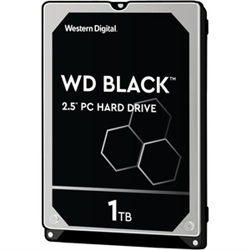 WD BLACK 1TB PERFORMANCE MOBILE HARD DRIVE - 7200 RPM CLASS SATA 6 GB/S 64 MB CACHE 2.5IN - WD10SPSX