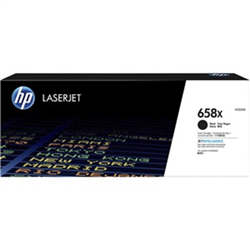 HP 658X BLACK LASERJET TONER CARTRIDGE - HIGH YIELD - M751 COMPATIBLE