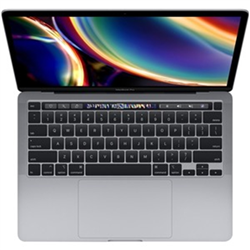 13-INCH MACBOOK PRO WITH TOUCH BAR: 2.0GHZ QUAD-CORE 10TH-GENERATION INTEL CORE I5 PROCESSOR- 512GB - SPACE GREY