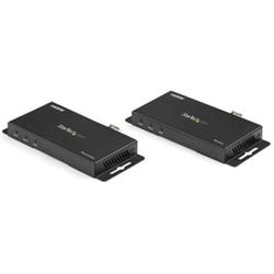 HDMI OVER FIBER EXTENDER - 4K 60HZ VIDEO TRANSMITTER & RECEIVER - UP TO 3300 FT. (1000M) - 7.1 SURROUND SOUND (ST121HD20FXA)