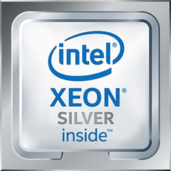 INTEL XEON SILVER- 4210R- 10 CORE- 20 THREADS- 13.75M- 2.4GHZ- 3647- 3 YR WTY
