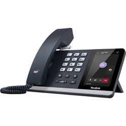 T55A SMART BUSINESS IP PHONE MICROSOFT TEAMS EDITION WITH 4.3IN TOUCH SCREEN ANDROID OS OPTIMAL HD AUDIO USB 2.0 POE WALL MOUNTABLE