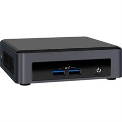 INTEL NUC ULTRA MINI PC KIT- I3-8145U- DDR4(0/2)- M.2(0/1)-  WL-AC- USB-C- NO PWR CORD-3YR