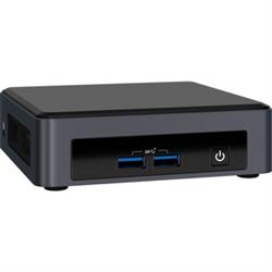 INTEL NUC ULTRA MINI PC KIT- I7-8665U- DDR4(0/2)- M.2(0/1)-WL-AC-VPRO- NO PWR CORD-3YR WTY