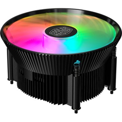 COOLERMASTER A71C- 120MM ADDRESSABLE RGB ALUMINUM CPU COOLER- SUPPORT INTEL 1156/1155/1151