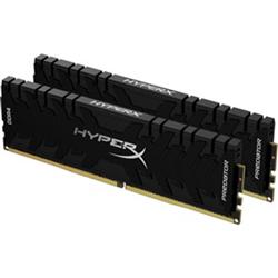 16GB 4000MHZ DDR4 CL19 DIMM KIT OF 2 XMP HYPERX PREDATOR