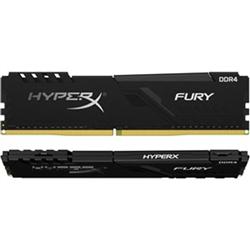16GB DDR4 3600MHZ CL17 DIMM KIT OF 2 1RX8 HYPERX FURY BLACK