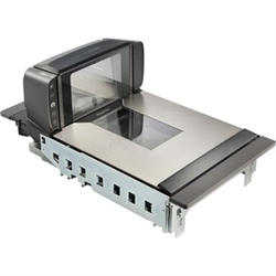 MAGELLAN 9400I SCANNER/SCALE ENGLISH CONFIG/SINGLE INTERVAL/NO DISPLAY LONG SAPPHIRE PLATTER/FLANGE MOUNT W/ FIXED PRODUCE RAIL ENHANCED PROCESSING WITH SCALE SENTRY CSS WITH BONNET MOUNT US STD POWER