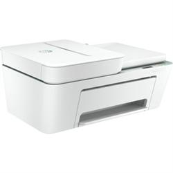 HP DESKJET PLUS 4122 ALL-IN-ONE PRINTER. WIRELESS PRINT- SCAN- COPY. 35 PAGE AUTO FEEDER.