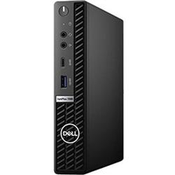 DELL OPTIPLEX 7080 MFF I5-10500T- 16GB- 256GB- WL- W10P- 3YOS