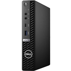 DELL OPTIPLEX 7080 MFF I7-10700T- 16GB- 256GB SSD- WL- W10P- 3YOS
