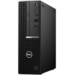 DELL OPTIPLEX 7080 SFF I5-10500- 8GB- 1TB HDD- DVD/RW- NO-WL- W10P- 3YOS