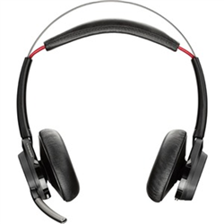 PLANTRONICS VOYAGER FOCUS UC B825 OTH STEREO ANC BT USB-A- W/STAND - PROMO ENDS 26 JUN 21