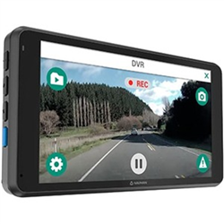 NAVMAN MICAM GPS - PREMIUM STARVIS LOW LIGHT SENSOR 1080P FULL HD DASH CAM SMARTPHONE NOTIFICATIONS FREE AU NZ MAPS UPDATED MONTHLY 5IN CAPACITIVE TOUCH SCREEN 2 YEAR WARRANTY