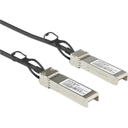 STARTECH.COM 1M 10GBE SFP+ DAC TWINAX CABLE FOR DELL EMC DAC-SFP-10G-1M LIFETIME WARR