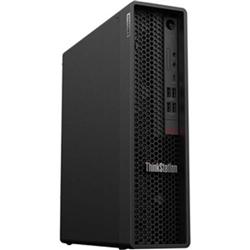 THINKSTATION P340 SFF I5-10600(3.3GHZ/6C) 1X16GB RAM 1TB SSD+1TB HDD NVQ-P1000-4GB(4XMDP) DVDRW WIN10 PRO 3YR OS PREM