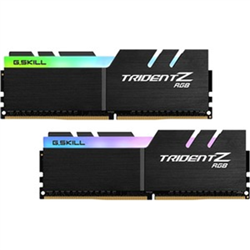 TRIDENT Z RGB 32G KIT 2X16G PC4-28800 DDR4 3600MHZ CL14-15-15-35 1.45V DIMM