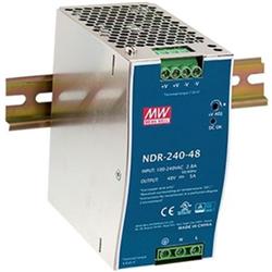 240W UNIVERSAL AC INPUT / FULL RANGE POWER SUPPLY