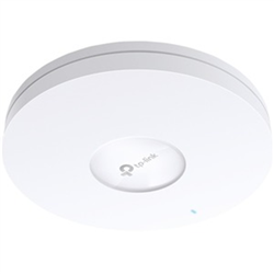 AX1800 CEILING MOUNT DUAL-BAND WI-FI 6 ACCESS POINT PORT:1 GIGABIT RJ45 PORT SPEED:574MBPS AT 2.4 GHZ + 1201 MBPS AT 5 GHZ FEATURE: HIGH DENSITY CONNECTIVITY(1000+ CLIENTS) 802.3AT POE AND 12V DC 4XIN