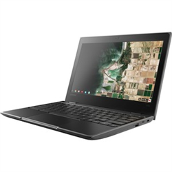 EDU - 100E CHROMEBOOK 2ND GEN INTEL CELERON N4020 (1.10 GHZ 4 MB) 11.6 1366X768 11.6 1366X768 GOOGLE CHROME 4.0GB 1X32GB EMM C GRAY INTEL UHD 600 INTEL9560AC+BT 720P CAMERA 3 CELL LI-P