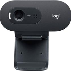 LOGITECH C505E WEBCAM 720P HD-BUILT IN MIC-AUTO LIGHT CORRECTION-USB CONNECTIVITY- 3YR WTY