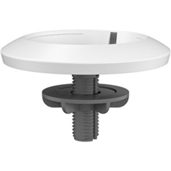 LOGITECH RALLY MIC POD MOUNT (CEILING AND TABLE) - WHITE - 2 YEARS WTY
