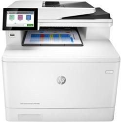 HP LASER M480F COLOUR MFP. PRINT- COPY- SCAN- FAX. 27PPM- DUPLEX- NETWORK. 1YR