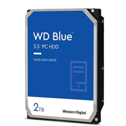 WD20EZBX BLUE 2TB 7200RPM CLASS SATAII