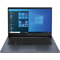 DYNABOOK PORTEGE X40-J INTEL CORE I7-1165G7 GENUINE MICROSOFT WINDOWS 10 PROFESSIONAL 64-BIT 14.0IN FHD WIDESCREEN W/PRIVACY SCREEN 1920 X 1080 8GB DDR4 3200MHZ 256GB PCIE SSD WLAN INTEL 802.11AC/AX/A