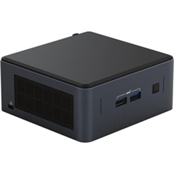 INTEL NUC MINI PC PRO KIT- I7-1165G7-DDR4(0/2)-M.2(0/1)-2.5