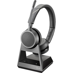 POLY VOYAGER 4210 UC- USB-A BLUETOOTH HEADSET - MS TEAMS CERTIFIED