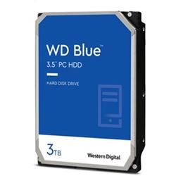 WD BLUE WD30EZAZ - HARD DRIVE - 3 TB - SATA 6GB/S