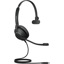 JABRA CORDED EVOLVE2 30 MS MONO USB-C HEADSET