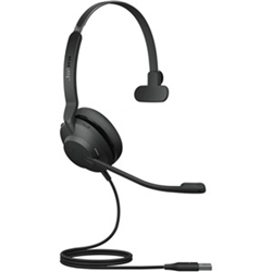 JABRA CORDED EVOLVE2 30 MS MONO USB-A HEADSET