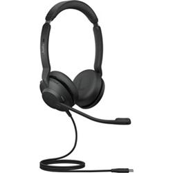 JABRA CORDED EVOLVE2 30 MS STEREO USB-C HEADSET